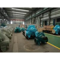 Low Noise Double Suction Centrifugal Pump With Wear Resistant Materials Manufactures