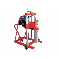 3 Horse Power Concrete Core Drilling Machine With Fast Spindle Speed Manufactures