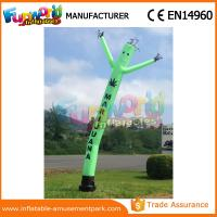 China Hot Mini Inflatable Desktop Sky Air Dancer Inflatable Dancing Man With Blower on sale
