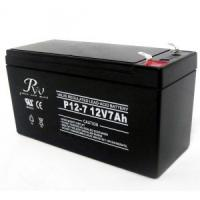 Security System General Purpose VRLA Battery Sealed High Reliability Manufactures