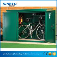 China Factory Customized Cheap Price Outdoor Bike Storage Shed Manufactures