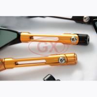 rearview mirror motorcycle wholesale , china supplier export motorcycle rearview mirror , cnc motorcycle mirror Manufactures