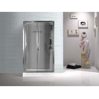 Popular Transparent Glass Rectangular Shower Unit CE SGS Certification Manufactures