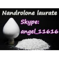 Muscle Building Nandrolone Steroid Laurate White Powder CAS No. 26490-31-3 Manufactures