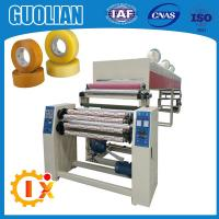 China GL--1000C Auto bopp adhesive tape making machine on sale