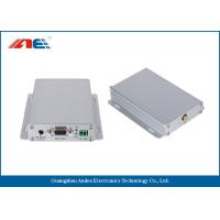 Quality Medium Power Fixed RFID Reader With One Relay Fast Anti - Collision Algorithm for sale