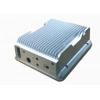 High Precision 4 Axis Machining Aluminum Enclosure For Telecom Communication Base Station Assembling Manufactures