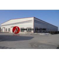 prefabricated light weight steel structure warehouse in China Manufactures