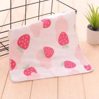 China Woven Square Organic Cotton Handkerchiefs , Children'S Cotton Handkerchiefs on sale
