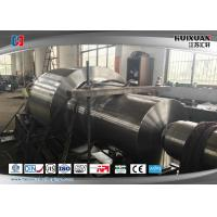 China Heat Treatment Alloy Steel Forging High Strength Steel Rolling Mill Roll Shaft on sale