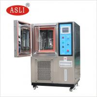 China Temperature Change Testing Machine , Temperature Humidity Controlled Environment Chamber on sale