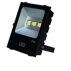 China Ac Dc 12V 24V Outdoor LED Flood Lights , Water Resisitant Cob LED Flood Light on sale
