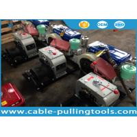 China Cable Pulling Machine 3T Diesel Winch For Tower Erection During Transmission Line on sale