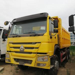 China Sinotruck Howo 6*4 6x4 30ton Hydraulic Cylinder Dump Truck Tipper on sale