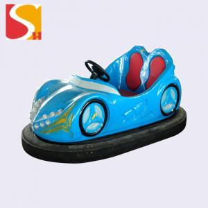 China 12V 80W Children Electric Amusement Bumper Cars Electronic Brake 150KG Load on sale