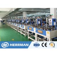 Heavy Duty Wire Cable Machine Automatic Braider 16 / 24  / 32  / 48 Spindles Manufactures