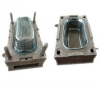 China LKM or P20 Base Custom Commodity Mould Plastic Washbasin Mold for Home Appliance on sale