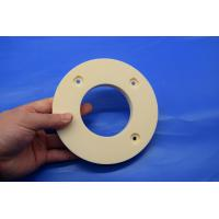 China Custom Ceramic Seal Rings , 95% 99% 99.5% Alumina Ceramic Seal Face for Machinery Parts on sale