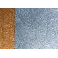 Moisture - Proof Heat Resistant Fibreboard Non - Discoloring Good Sound Absorption Manufactures