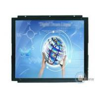 Anti Glare Projeceted Open Frame Lcd Display Capacitive Multi Touch For Semi Outdoor Manufactures