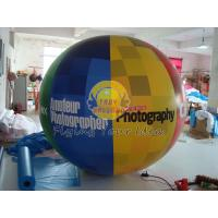 Large Waterproof business advertising helium balloons with total digital printing Manufactures