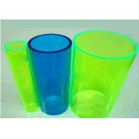 Coloured Transparent Cast Acrylic Tube Plexiglass 1mm - 50 Mm Thickness Manufactures