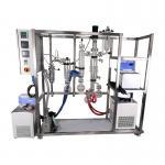 Hemp Oil Molecular Distillation System Cbd Extraction Equipment Long Life Manufactures