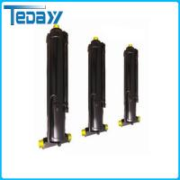 Chinese double Acting Hydraulic Cylinders for Dump Truck with high quality Manufactures