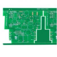 4 Layers Fr4 Printed Circuit Board 1oz HASL PCB  For High Frequency Power Supply Manufactures