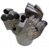 Buy cheap 46Mm PCD Sintered Pdc Matrix Drill Bit / Flat Face Drill Bit Boring Hole from wholesalers