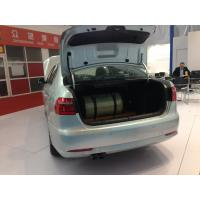 50l - 100l Type2 Glass Fiber Cng Car Cylinder For Cars That Run On Natural Gas Manufactures