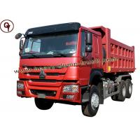 Sinotrucks HOWO Heavy Tipper Forward Dump Truck Manufactures