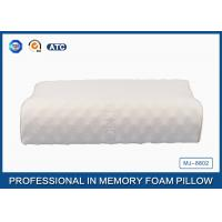 Buy cheap Hypoallergenic Wave Shape Adult Soft Latex Foam Rubber Pillow For Head And Neck Support from wholesalers