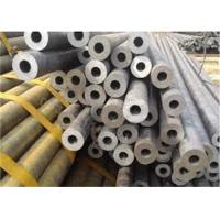 40 Inch Seamless Steel Pipe , Thin Wall Steel Tubing Strong Structure Manufactures