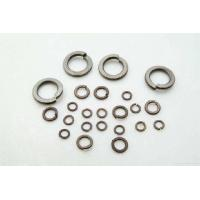 Carbon Steel Spring Washer High Precision M6 / M8 / M10 DIN BSW Standard Manufactures