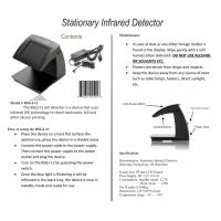Small Portable Infrared / IR Money Detector For Drafts , Passport , Certificates Manufactures