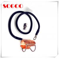 China Outdoor Earth Coaxial Cable Grounding Kit For 7/8 Inch Coax Feeder Cable Easy Installation on sale