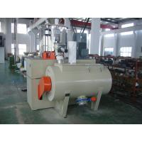 SRL-W Series Horizontal High Speed Mixer For Plastic Raw Material 11000kg Manufactures