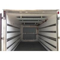 Low Temperature Refrigerated Truck Bodies Freezer Truck Body With Eutectic Plate Units Manufactures