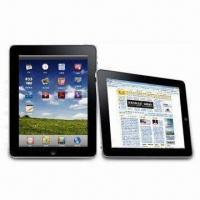 9.7-inch Tablet PC with Google Android 2.2 Operating System, Wi-Fi and Capacitive Multi-touch Pad Manufactures