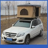 New Style Professional Hard Shell FiberglassCar Roof Top Tent Manufactures