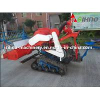 China 4lz-0.7 Mini Combine Harvester for Rice/Wheat for sale