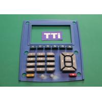 Quality Double Color Injection Molding With Screen Painting - Custom Rubber Keypads for sale