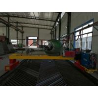 Automated Stainless Steel Plasma Cutting Machine , Plasma Plate Cutting Machine Manufactures