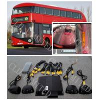 HD CCD 360 Degree around Bird view Bus Camera  Parking Systems With DVR and IR Manufactures