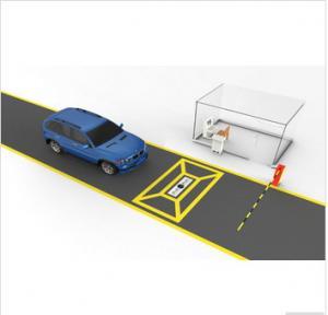 China Settled type Under Vehicle Surveillance System , under vehicle search camera wholesale
