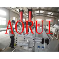 China Recycled Twin Screw Plastic Extruder Machine for Bottle Flakes on sale