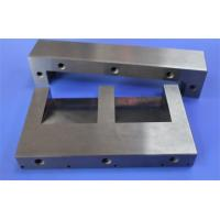 YS8 Cemented Carbide Tool / Clamp Welding Cutting Tool Density Of 14.2g/Cm3 Manufactures