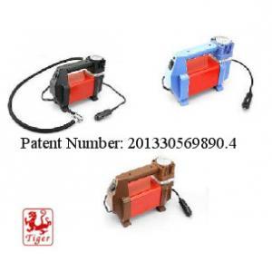China Mini Metal Auto Tire Air Compressor on sale