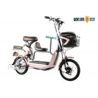 Adult Electric Bike With Child Seat Manufactures